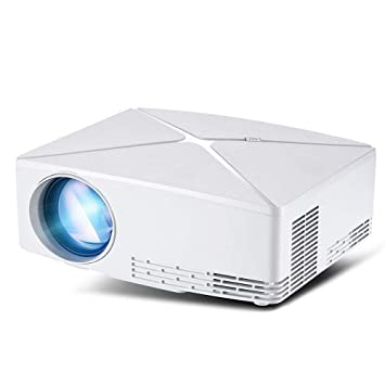 Jstyal968 Yalztc-zyq16 Proyector HD portátil Videojuego de Cine en ...