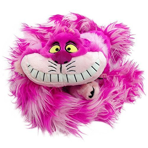 Disney Alice in Wonderland Cheshire Cat Long Tail Stole Boa Scarf Plush Doll NEW by Disney