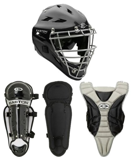 Easton Black Magic Junior Youth Catcher's Gear Box Set (Ages 6-8) – DiZiSports Store