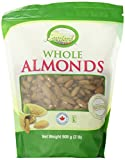 Everland 100-Percent Natural Almonds Whole, 908gm