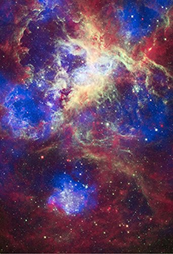 Space Poster of the Tarantula Nebula