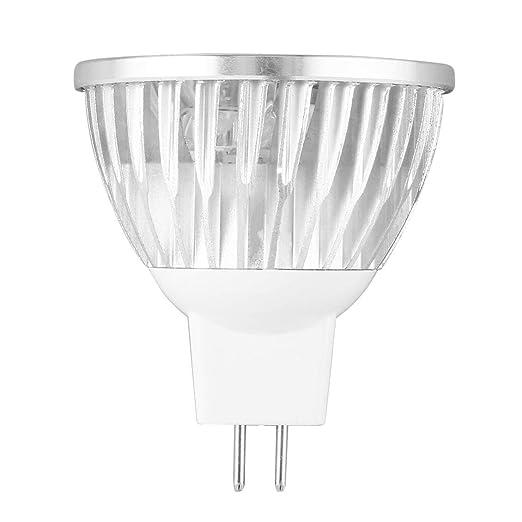 Ángulo de haz de 45 grados Bombilla LED MR16 Luz de punto ...