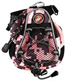 LinksWalker US Marines - Mini Day Pack - Pink Digi Camo