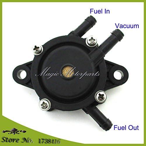 High Volume Fuel Pump Pulse For Honda Go Kart GX200 160 Engine Briggs /& Stratton 491922