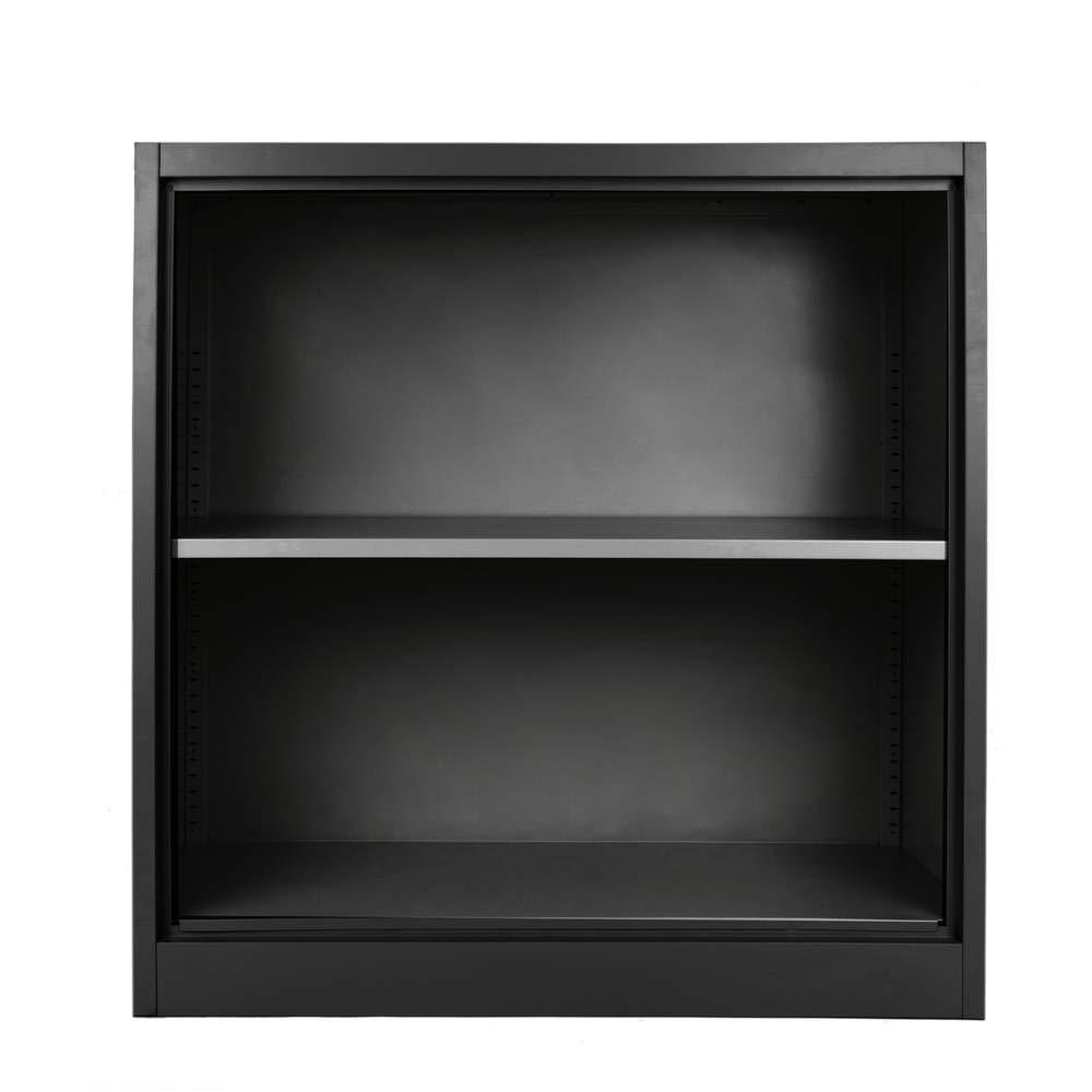 Armario archivador de Oficina metálico 900x900x400 mm Negro de RackMatic: Amazon.es: Electrónica