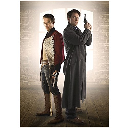 James Marsters and John Barrowman in Torchwood Ready to Go Promo 8 x 10 Photo by Torchwood
