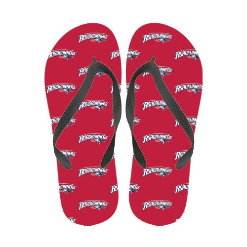Msu Denver Full Farge Flip Flops Primære Mark