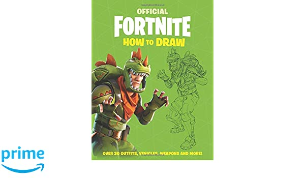 Fortnite Official : How to Draw Official Fortnite Books ...
