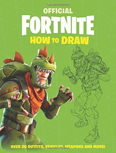 FORTNITE Official Draw Fortnite Books