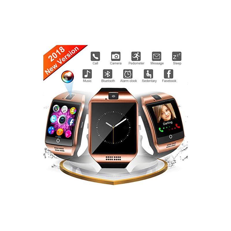 Bluetooth Smart Watch, WATCHOO Smartwatc