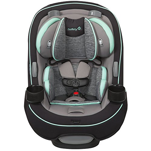 safety 1st grow and go 3 in 1 convertible car seat aqua pop import it all. Black Bedroom Furniture Sets. Home Design Ideas