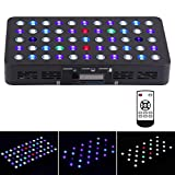 BLOOMSPECT 165W LED Aquarium Light Timer Control Full Spectrum CoralReef SPS/LPS