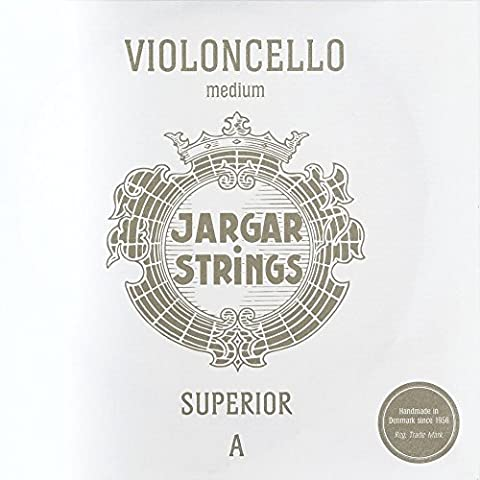 Jargar Strings For Cello (Jargar Cello Strings Forte)