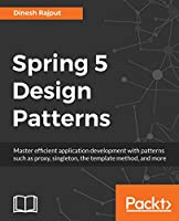 Spring 5 Design Patterns Front Cover