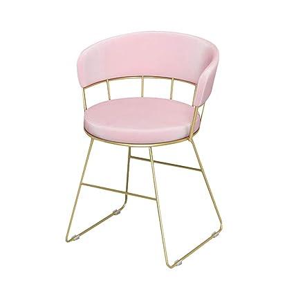 Amazon.com , Makeup stool Stool and Chair Pink Makeup Chair
