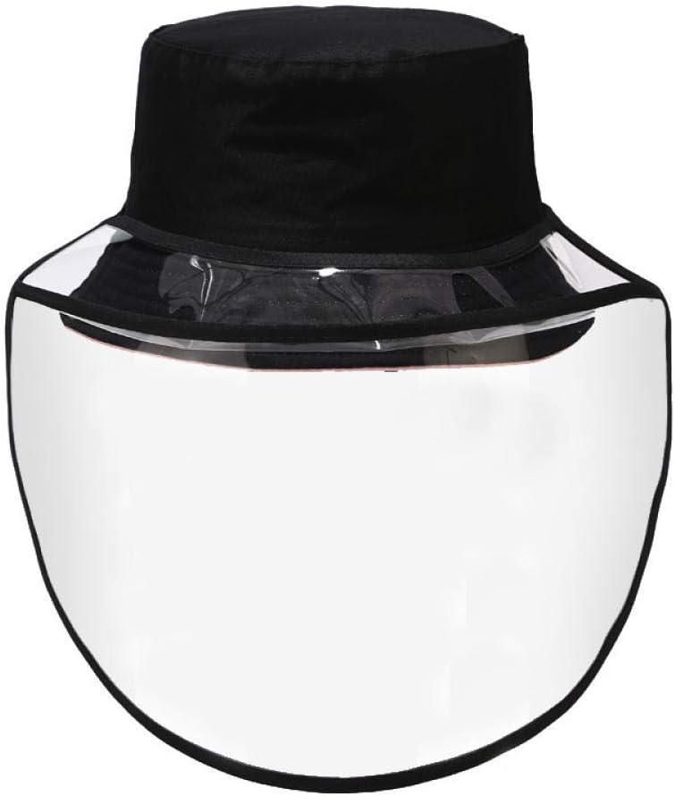 DINAER 2020 algodón Color sólido Dos Lados Usar Bucket Hat Fisherman Hat Sombrero de Viaje al Aire Libre Sun Cap Sombreros para Hombres y Mujeres-Interior Morado_Los 56-58cm