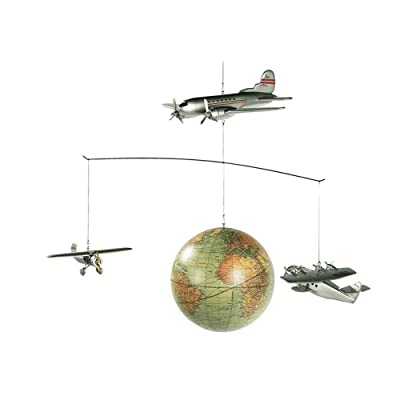 Authentic Models AP124 Around The World Mobile - AP124,: Authentic Models: Toys & Games