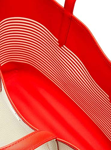 Rã©versible Sac Rouge Courses De Lacoste Multicolore wTUfxn