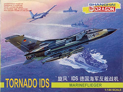DML Dragon 1:144 Tornado Ids Marineflieger Plastic Aircraft Model Kit -