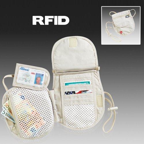 lewis-n-clark-rifd-sidecar-neck-stash-bag-hidden-safe-travel-pouch-money-wallet