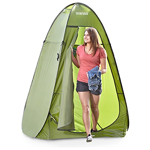 Guide Gear Pop-up Privacy Tent by Guide Gear   B004P92WN0