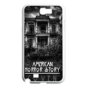 American Horror Story Coven Unique Design Case for Samsung Galaxy Note 2 N7100, New Fashion American Horror Story Coven Case