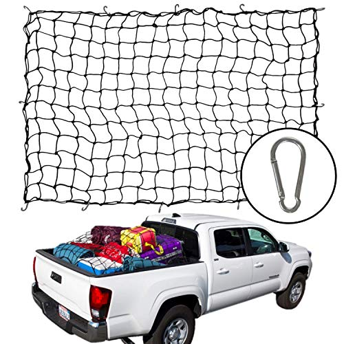 Houseables Bungee Cargo Net, Pic...