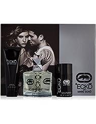 Ecko by Marc Ecko for Men - 3 Pc Gift Set 3.4oz EDT Spray, 2.6oz Alcohol free Deodorant Stick, 3oz Hair and Body Wash