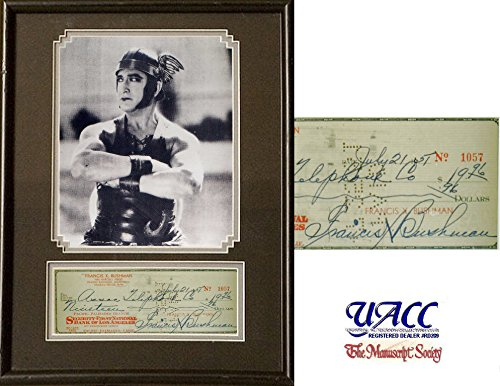 Entertainment Collectible Personal Checks - Best Reviews Tips