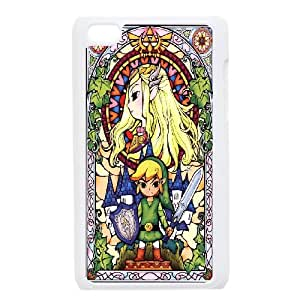 ZK-SXH - The Legend Of Zelda Brand New Durable Cover Case Cover for iPod Touch 4,The Legend Of Zelda Cheap Cover Case