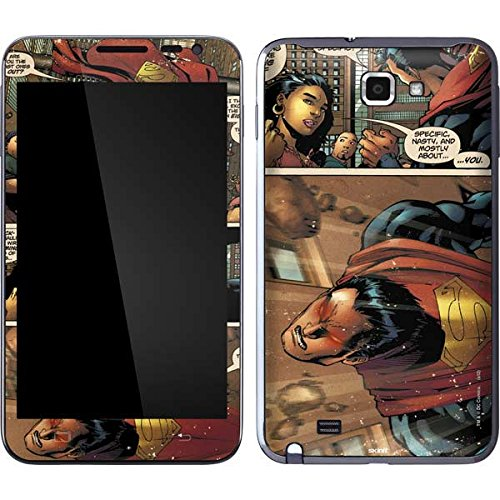 DC Comics Superman Galaxy Note LTE AT&T Skin - Superman, used for sale  Delivered anywhere in USA