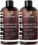 Organic Moroccan Argan Oil Shampoo and Conditioner