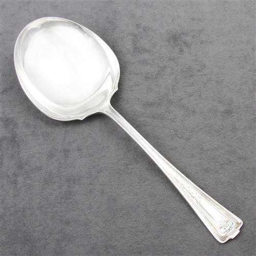 Louvain by 1847 Rogers, Silverplate Berry Spoon
