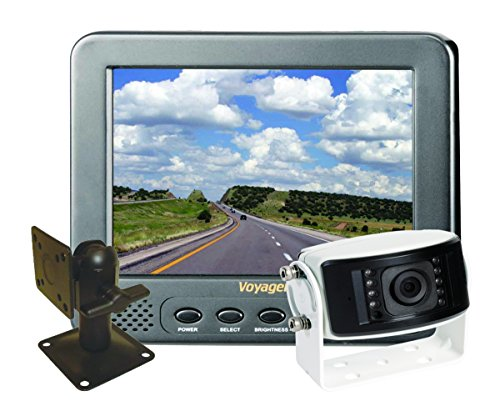 Voyager AOS562 Widescreen LCD Color Backup Observation System with AOM562A 5.6