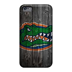 Shock Absorbent Hard Phone Case For Apple Iphone 6s Plus With Provide Private Custom Fashion Florida Gators Skin TrevorBahri
