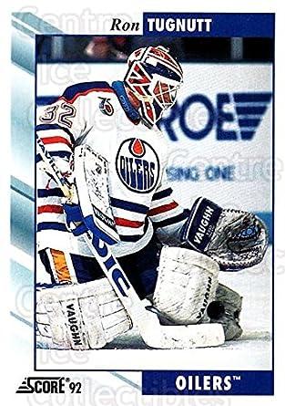 Amazon.com  (CI) Ron Tugnutt Hockey Card 1992-93 Score USA (base ... fa650399c