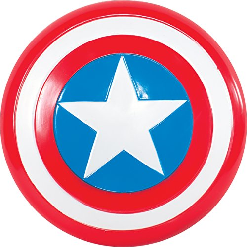 [Captain America Shield Prop] (Captain America First Avenger Halloween Costume)