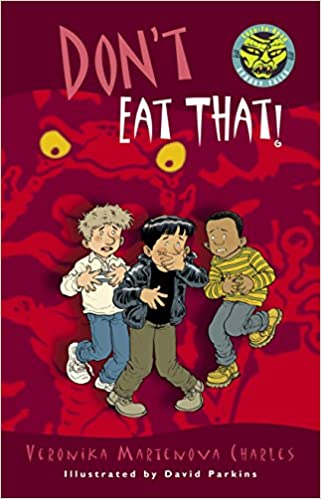 Dont Eat That! (Easy-to-Read Spooky Tales)