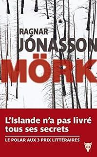 Mörk, Ragnar Jonasson
