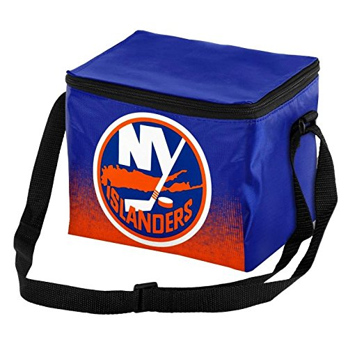 fan products of NHL Hockey Team Logo - Gradient Print - Lunch Bag Cooler - Holds up to a 6 Pack(New York Islanders)