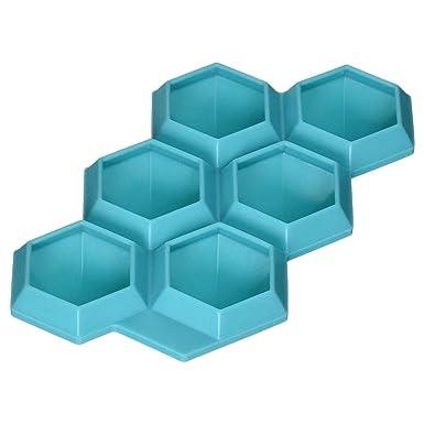 Amazon.com: UMFuns s Iced Out - Molde de silicona y ...