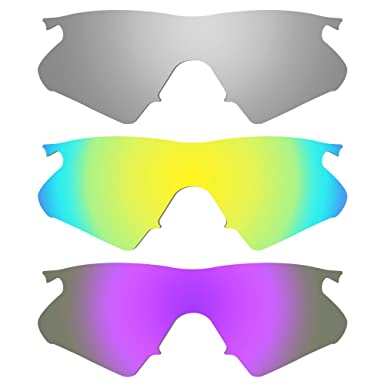 40556662af Dynamix Polarized Replacement Lenses for Oakley M Frame Heater - Multiple  Options