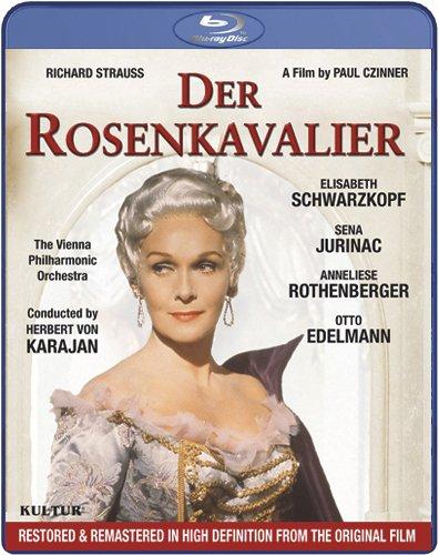 Der Rosenkavalier: The Film [Blu-ray]