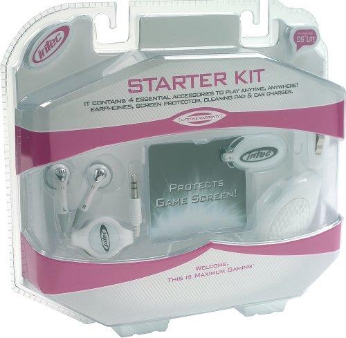 Nintendo DS Lite Starter Kit by Intec (Intec Starter Kit)