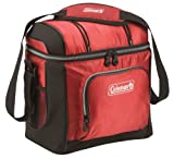 cooler coleman soft - Coleman 16 Can Cooler, Red
