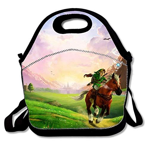 Fashion Lunch Box Legend Of Zelda Ocarina Lunch Boxes Insulation Board For Nurses Teens from lsrIYzy