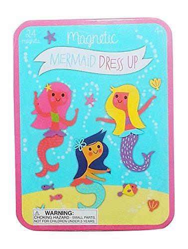 Underwater Creatures Costumes (Magnetic Mermaid Dress up)