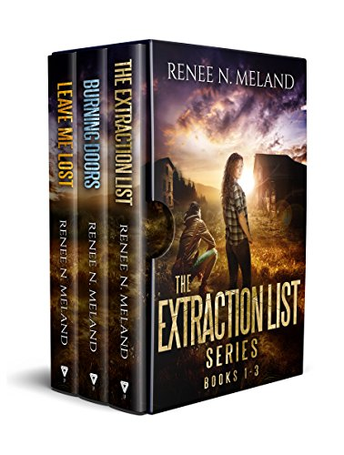 The Extraction List Series: Books 1-3 by [Meland, Renee N., Publishing, Limitless]