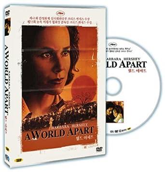 A World Apart 1988 Region 123456 Compatible DVD Amazoncouk Barbara Hershey Jeroen Krabb Jodhi May Tim Roth Chris Menges Blu Ray