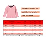 Fashion 2T Girls Clothes Toddler Kids Long Sleeve